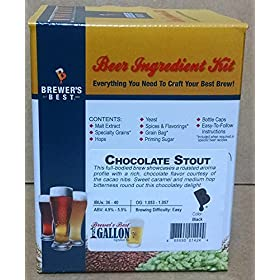 Brewer's Best One Gallon Home Brew Beer Ingr...