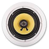"""Acoustic Audio HD-6 in Ceiling 6.5"""" Speakers Home"""