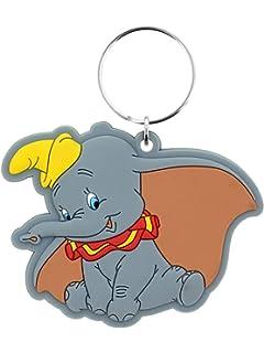Llavero Disney Dumbo Monogram Goma 7 cm Serie 3: Amazon.es ...