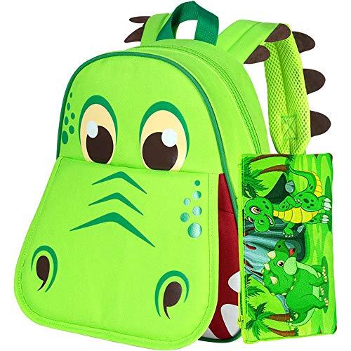 Toddler Backpack 12 Dinosaur