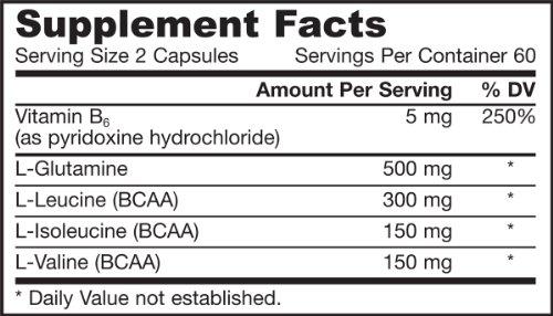 Jarrow Formulas BCAA, Promotes Sports Nutrition, 120 Caps