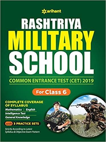 01ebc2ec1b61e0 Rashtriya Military School Class 6th Guide 2019 Paperback – 2018. by Arihant  Experts (Author). 4.7 out of 5 stars 4 customer reviews