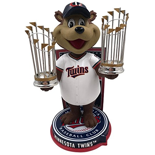 Minnesota Twins MLB World Series Champions Series - Numbered to 1,000 -