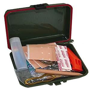 Highlander Plastic Survival - Kit de seguridad y supervivencia
