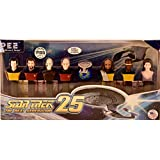 Pez, Star Trek : The Next Generation Collector's Set, 8 Characters (Exclusive)