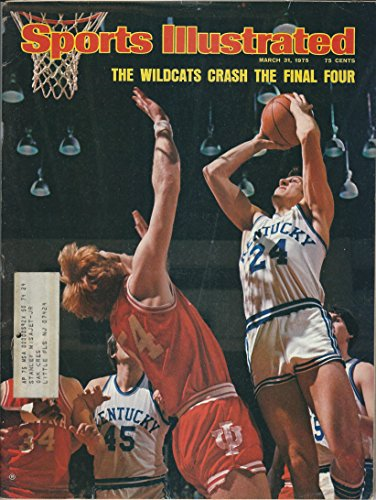 Sports Illustrated March 31 1975 - Wildcats