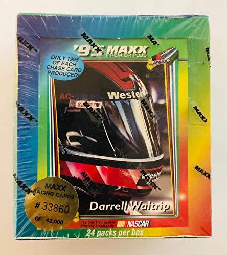 - 1995 Maxx Premier Plus NasCar Racing Box