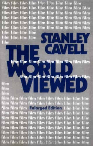 The World Viewed: Reflections on the Ontology of Film, Enlarged Edition (Harvard Film Studies) World Film