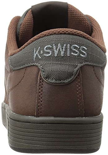 K-Swiss Hoke P Cmf, Zapatillas para Hombre Marrón (Potting Soil/Beluga 216)