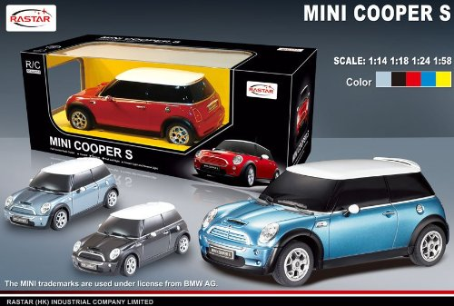 1 14 mini cooper s toy car rc remote control car toys games toys toys. Black Bedroom Furniture Sets. Home Design Ideas