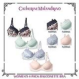 Catherine Malandrino Women's 4-Pack