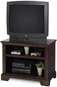 Progressive Furniture Casual Traditions TV Stand, Dark Brown