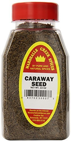 Marshalls Creek Spices Caraway Seed, 10 Ounce by Marshall's Creek Spices by Marshall's Creek Spices