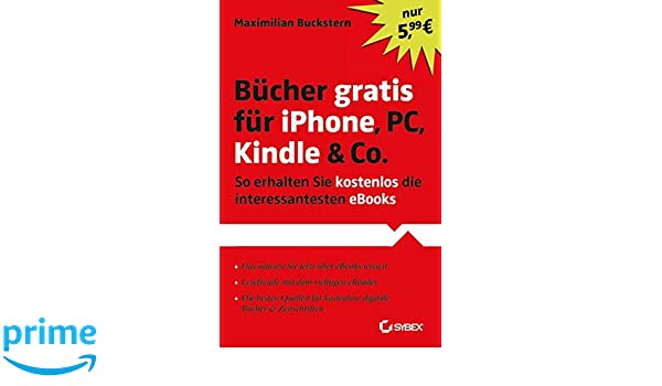 Bucher Gratis Fur iPhone, PC, Kindle & Co.: So Erhalten Sie ...