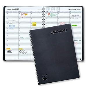 Diario 2020 2021 di SmartPanda – Agenda 2020 2021 Settimanale - Design Semplice per Stimolare la Produttività… 1 spesavip