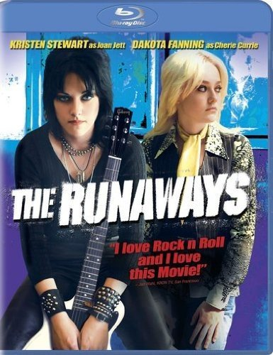 The Runaways Blu Ray Kristen Stewart Dakota Fanning Floria Sigismondi Movies Tv