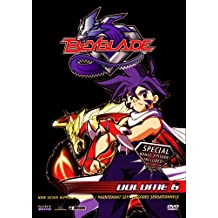 Beyblade - Volume 6 / London Calling / Darkness at the End of th Tunnel... / Last Tangle In Paris / Art Attack / When In Rome...Beyblane! / Deja Vu Over Again / A Knight to Remember