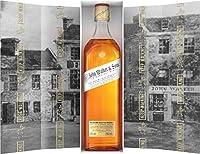 Johnnie Walker Edición Limitada de Aniversario Blended Scotch Whisky con Caja de Regalo