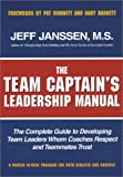 The Team Captain's Leadership Manual