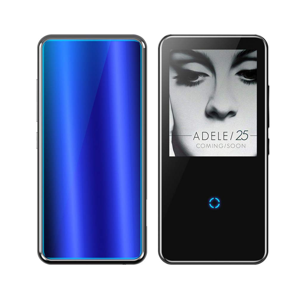 CZYCO 8GB MP3 MP4 Player Walkman Lossless Recorder FM Radio Video (Blue)