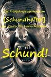 img - for Schund! Ein Reader f r Unerschrockene (German Edition) book / textbook / text book
