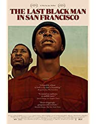 "THE LAST BLACK MAN IN SAN FRANCISCO - 27""x40"" D/S Original Movie Poster One Sheet 2019"