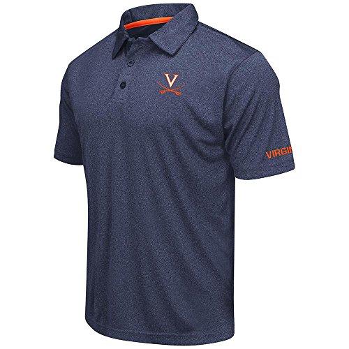 Virginia Cavaliers Golf (Mens Virginia Cavaliers Short Sleeve Polo Shirt - XL)