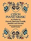 Czech Piano Music: 42 Works by Dussek, Smetana, Dvorák, Janácek and Martinu