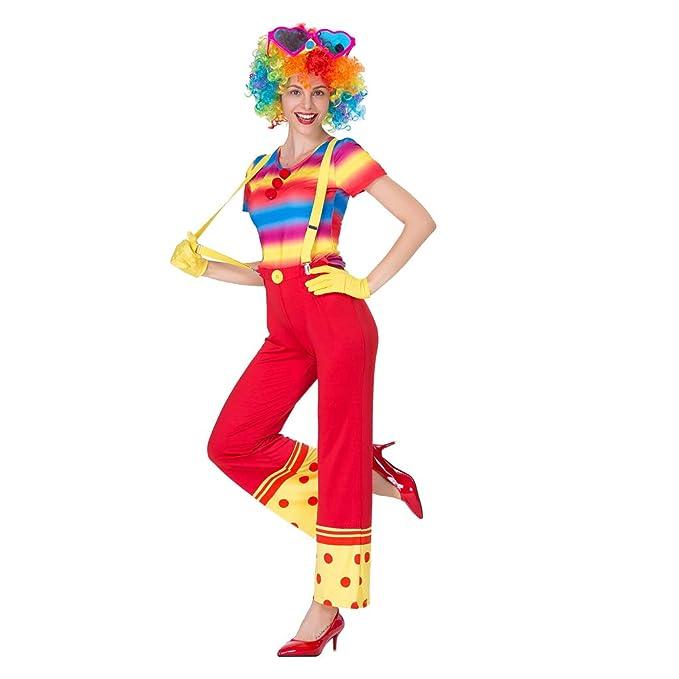 Amazon.com: Prettyia - Disfraz de circo para mujer, M: Clothing