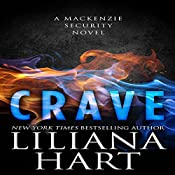 Crave: A MacKenzie Security Novel | Liliana Hart