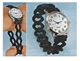 Perfect Fit Womens Easy Read Silicone Stretch Watch | By Trenton Gifts
