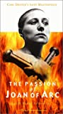 The Passion of Joan of Arc [VHS]