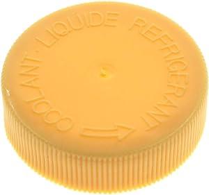 AUTOKAY Coolant Overflow Reservoir Tank Cap Radiator Reservoir Cap for Nissan Infiniti 21712-79900 - Yellow