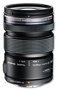 Olympus M.ZUIKO DIGITAL ED 12-50mm F3.5-6.3 EZ Lens V314040BU000 - International Version (No Warranty)