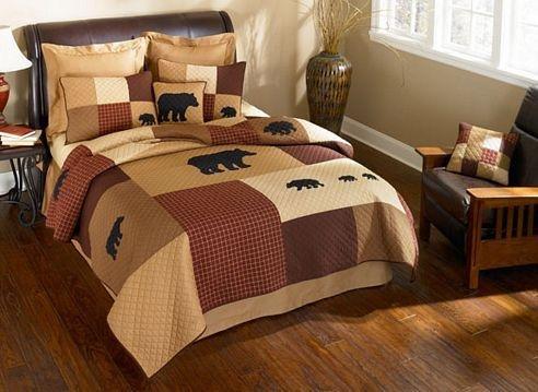 donna-sharp-logan-bear-king-quilt