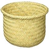 """TEKITI PM003 Small Open Basket 7"""" x 4"""""""