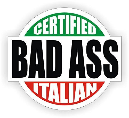 italian stickers hardhat - 4