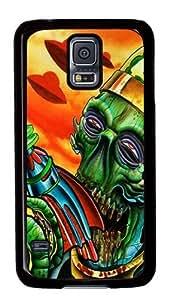 Bright Future Custom Samsung Galaxy S5/Samsung S5 Case Cover Polycarbonate Black