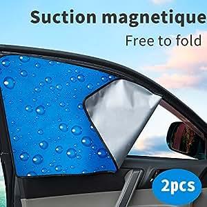 Amazon Com Car Front Side Window Car Sun Shade Double