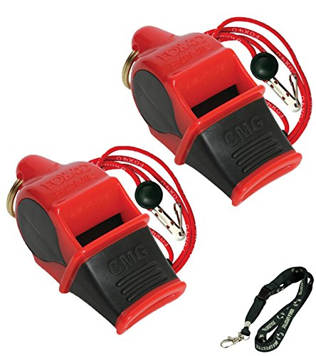 Fox 40 Sonik Blast Emergency Whistle