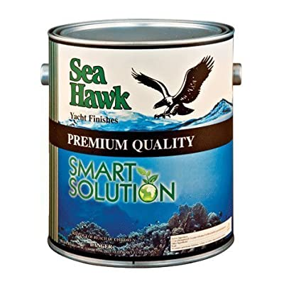 Outdrive Bottom Paint-Smart Solution 1 Pint Black by SEAHAWK PAINTS
