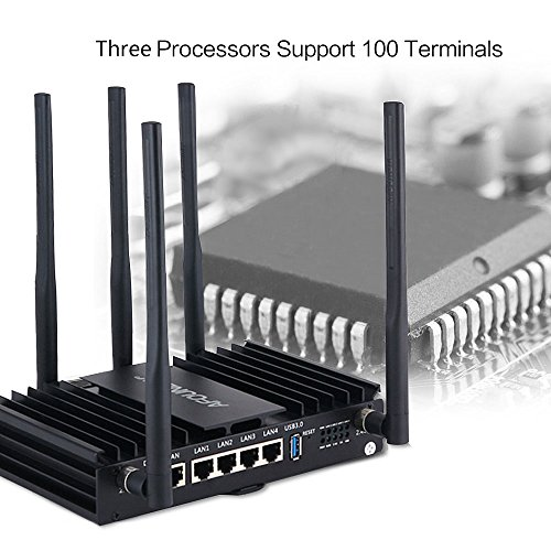 High Voltage Computer : Afoundry high power dual band wireless wifi router