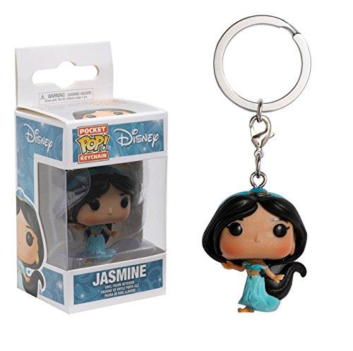 Funko Pop Keychain: Aladdin - Jasmine Collectible Keychain