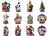 Christopher Radko Kringle's Christmas Mingle Ornament Set - Set of 12 Ornaments