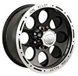 Ion Alloy 174 Black Beadlock Wheel (18x9''/5x127mm)