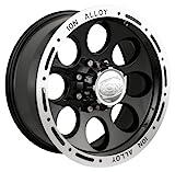 Ion Alloy 174 Black Beadlock Wheel (18x9''/6x139.7mm)