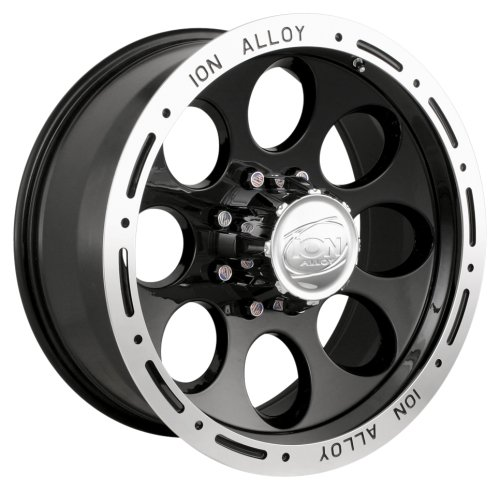 "Ion Alloy 174 Black Beadlock Wheel (17x9""/8x170mm) for sale  Delivered anywhere in USA"