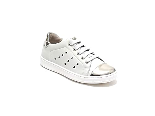 new style c1d01 1bb6d Scarpa Bambina Ragazza,Twin Set HS68D1, Sneakers in Pelle ...