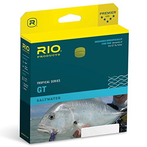 Rio Brands Rio GT Floating Saltwater Giant Trevally Front Taper Tropical Fly Fishing Lines