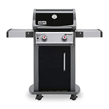 Spirit Propane Built-in Weber Gas Grill
